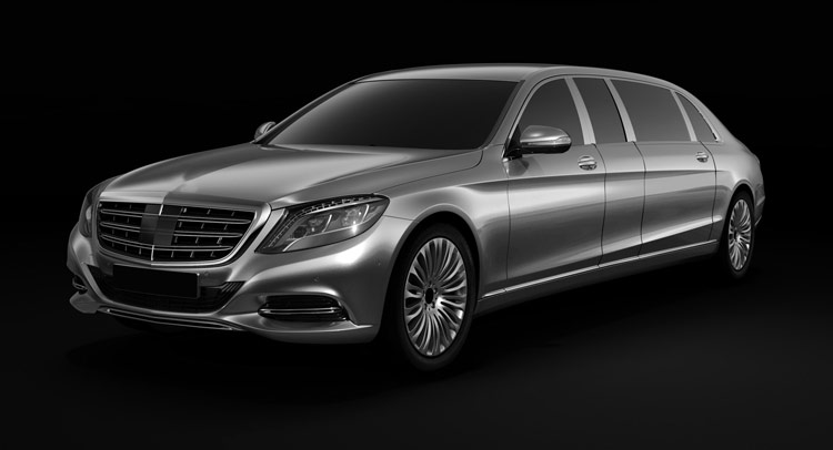 Mercedes new s class limo ny party rides news updates for Mercedes benz smithtown ny